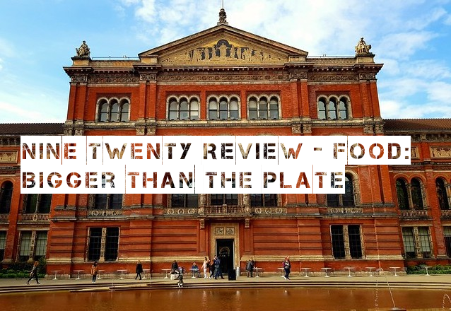 victoria albert food bigger than the plate review front cover